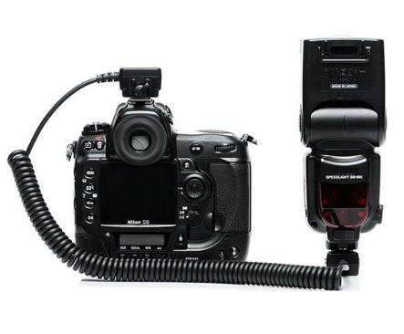 cable ttl flash